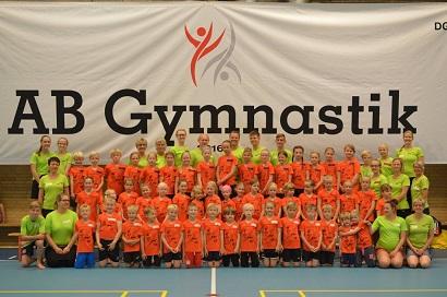 Gymnastikskole 2018